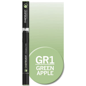 Chameleon Pen in Green Apple GR1