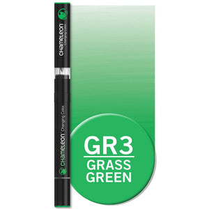 Chameleon Pen in Grass Green GR3