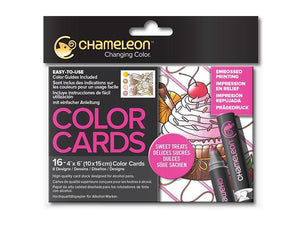 Chameleon Color Cards - Sweet Treats