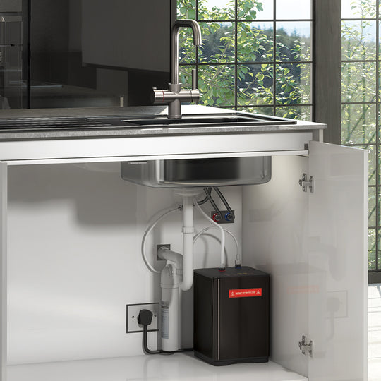 fohen boiling water taps installation