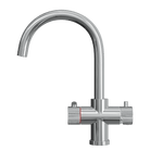 Fohën Focetti | Polished Chrome | 3-in-1 Instant Boiling Water Tap