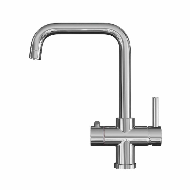 Fohen Fohen Fahrenheit Polished Chrome Instant Boiling Water Tap