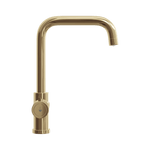 Fohën Fahrenheit | Polished Zirconium Gold | 3-in-1 Instant Boiling Water Tap