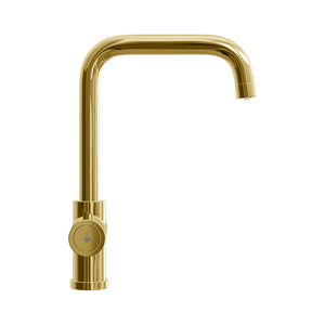 Fohen CK01TG Fohën Brushed Gold 3-in-1 Instant Boiling Water Taps