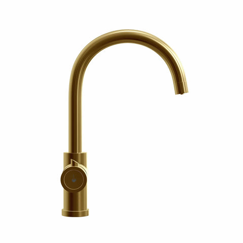 Fohen CK02G Fohën Furnas | Brushed Gold Boiling Water Tap