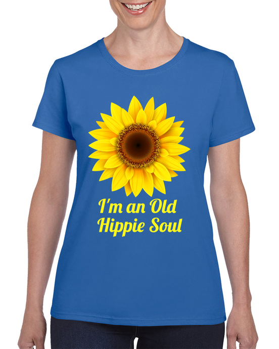 I'm An Old Hippie Soul T Shirt