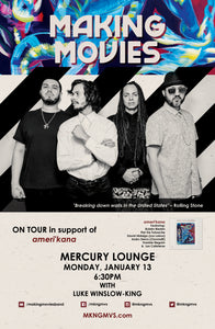 Mercury Lounge - New York, NY Tickets
