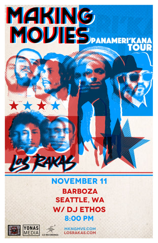 Barboza - Seattle, WA Tickets