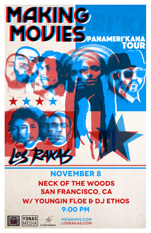 Neck of the Woods - San Francisco, CA Tickets