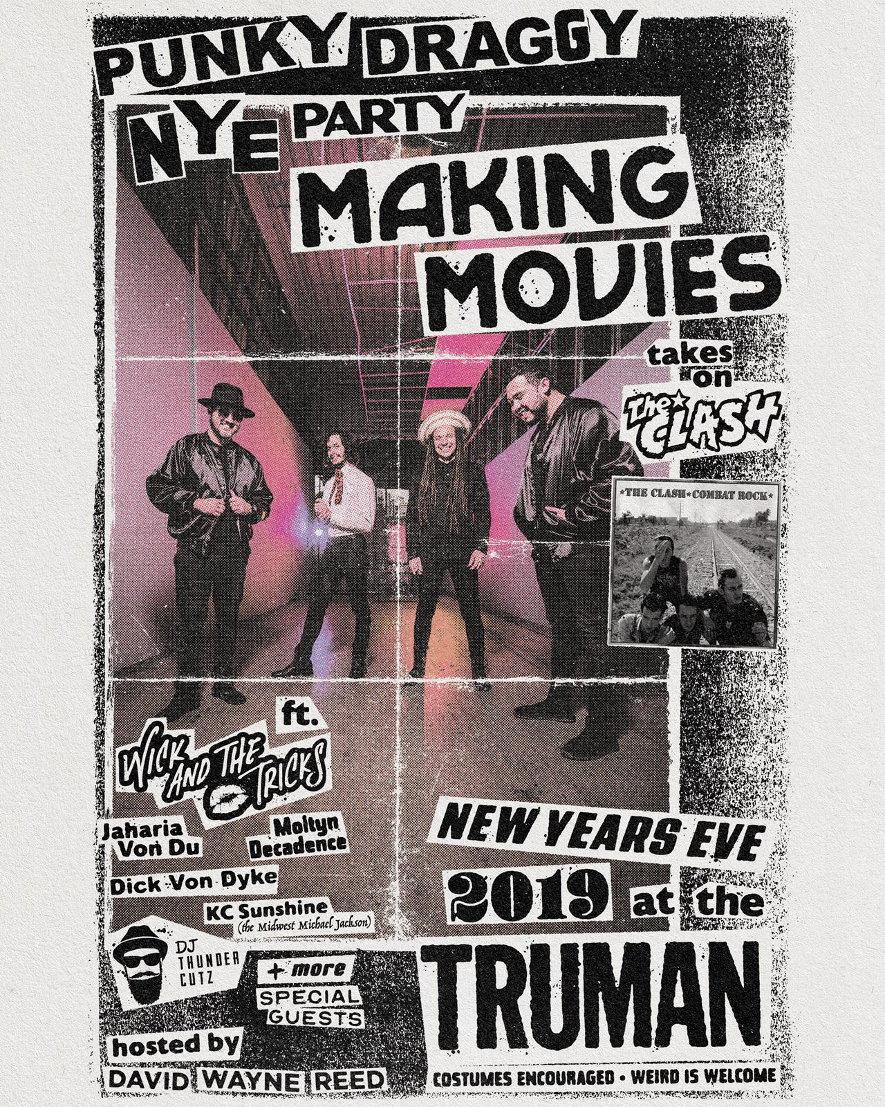 NYE at The Truman - Kansas City, MO Tickets