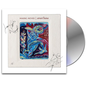 Signed ameri'kana CD + Digital Album
