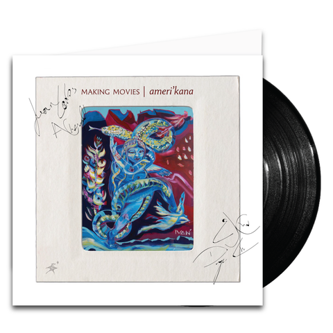 PRODUCER – SIGNED VINYL + LIMITED ED POSTER WITH YOUR NAME