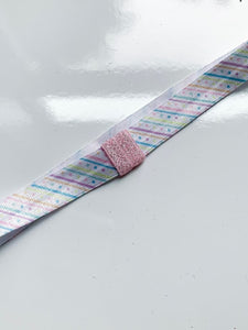 Easter Stripes Elastic Forever Headband