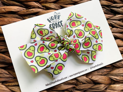 Avocado Ribbon