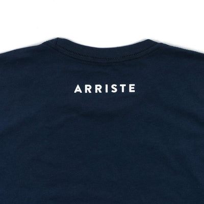 Fundamentals Tee - Midnight Navy - Arriste