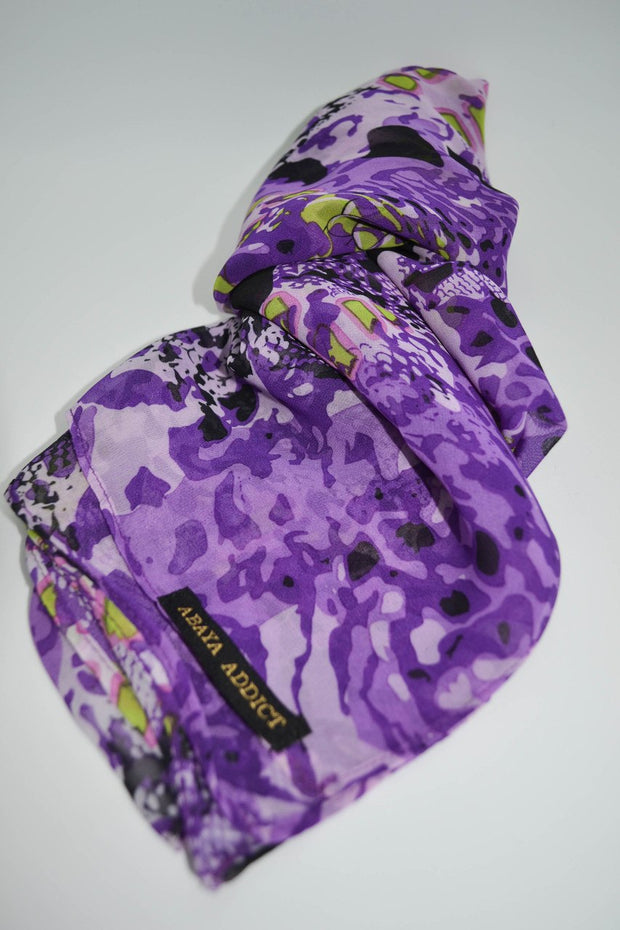 PURPLE PASSION HIJAB