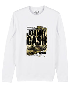 JOHNNY CASH WHITE