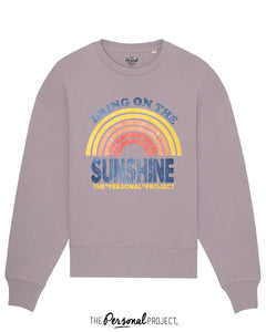 BRING ON THE SUNSHINE CREW LILA (exclu web)