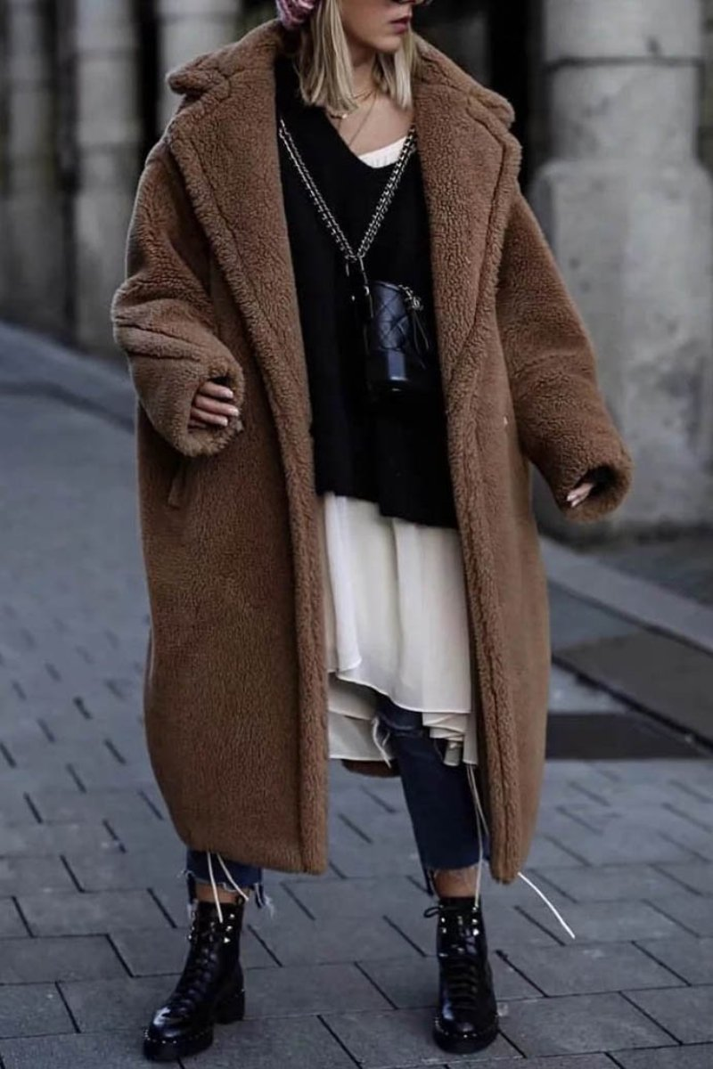 Glamour Teddy Coat