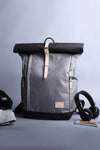 Rolldown Buckle Laptop Backpack