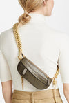 Plaited Rope Cross Body Bag