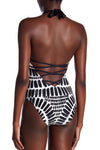 Tribal One Piece Swimsuit
