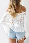 Vintage Lace Blouse
