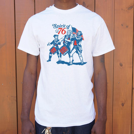 Spirit Of '76 T-Shirt (Mens)
