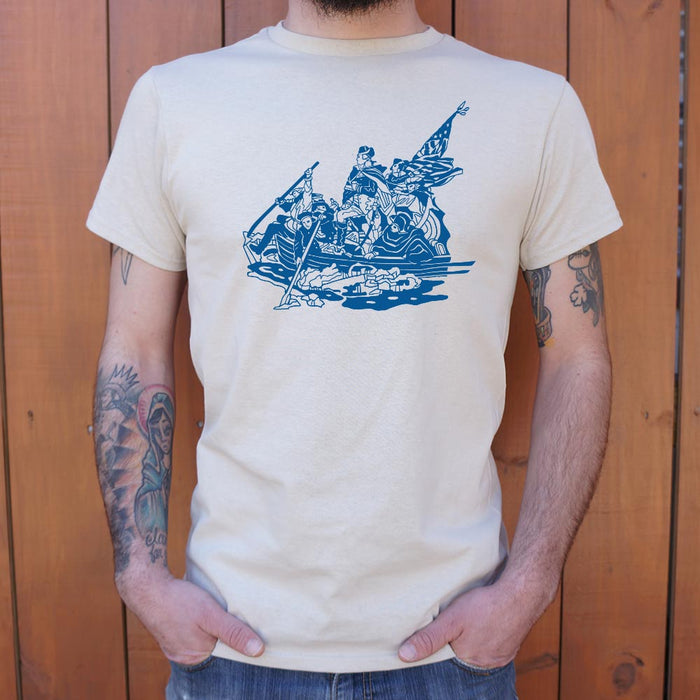 Washington Crossing T-Shirt (Mens)