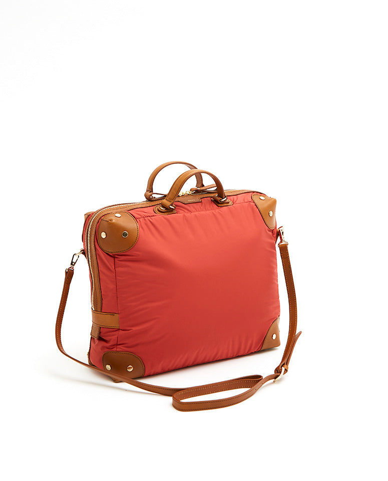Travel Trunk - L / Red - (ki:ts)