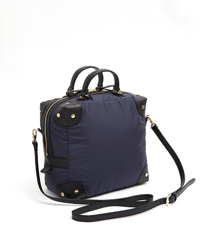 Travel Trunk - M / Navy - (ki:ts)