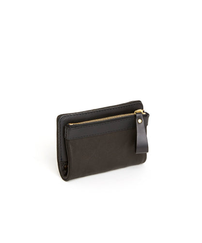 Fold Purse / Black - (ki:ts)