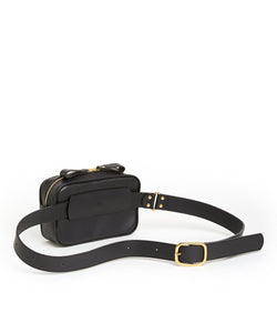 Waist Bag Hard - S / Black - (ki:ts)