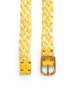 Plait 510 Belt / Yellow - (ki:ts)