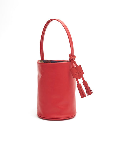 I-O Bucket - S / Cherry Red - (ki:ts)