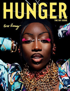 Hunger Magazine 19th THE DIY ISSUE
