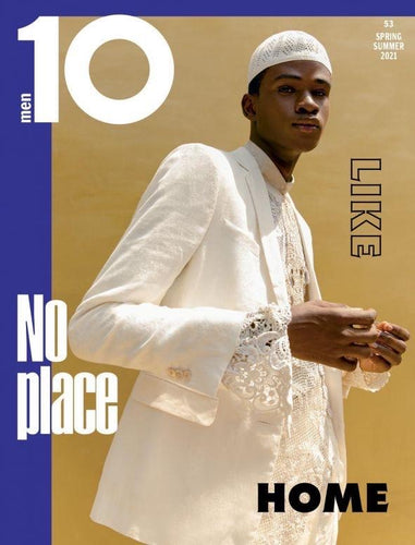 10 Men Spring / Summer 2021 Issue - Magazine