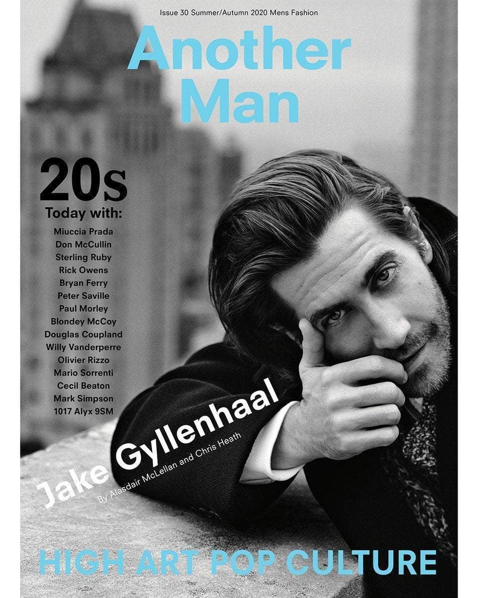 Another Man / Issue 030 / Jake Gyllenhaal - Magazine