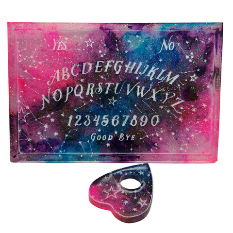 Good Vibin Galaxy - Ouija Board and Planchette Set