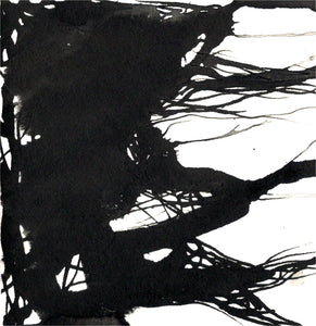Abstract Ink- Roots Go East - Print