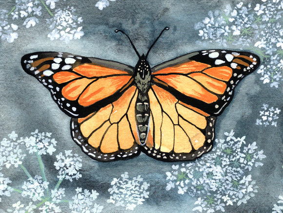 monarch butterfly baby room decor, nursery wall decor, nursery wall art, woodland nursery decor, nursery themed, nursery art, baby girl room decor, woodland creatures nursery