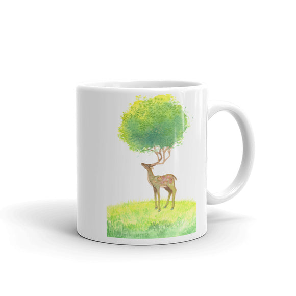 Spirit of the Deer Mug
