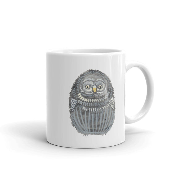 Wake Up Owl Coffee Mug