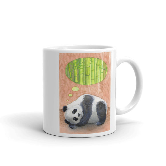Panda Mug - Dreaming of Bamboo