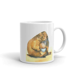 Groundhog Coffee Mug