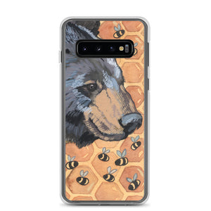Samsung Case Bear and Bees