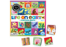 Load image into Gallery viewer, Matching + Memory Game ~ Life on Earth