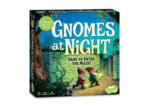 Gnomes at Night ~ A cooperative Game for all