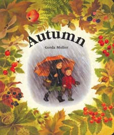 Autumn by Gerda Muller (board book)