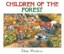Children of the Forest by Elsa Beskow (mini edition)